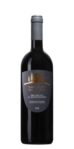 Vinho Italiano BRUNELLO DI MONTALCINO DOCG TTO Castiglion del Bosco 2008  15º(750ml)