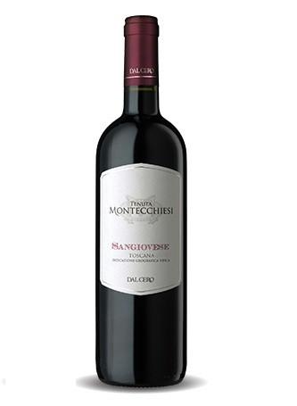 Vinho Italiano Dal Cero  Sangiovese di Toscana IGT 2013(750ml)