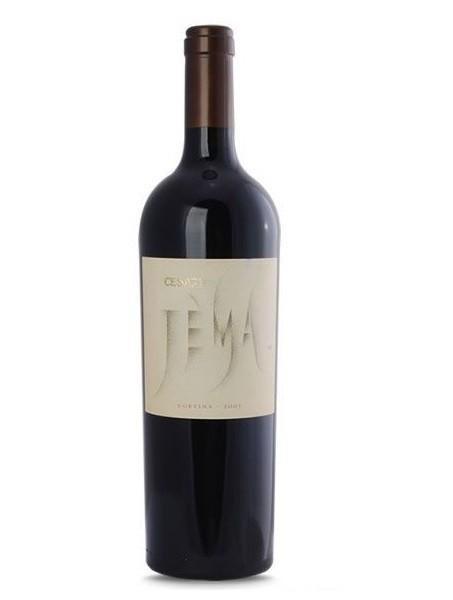 Vinho Italiano Jèma Corvina Veronese IGT 2012(750ml)