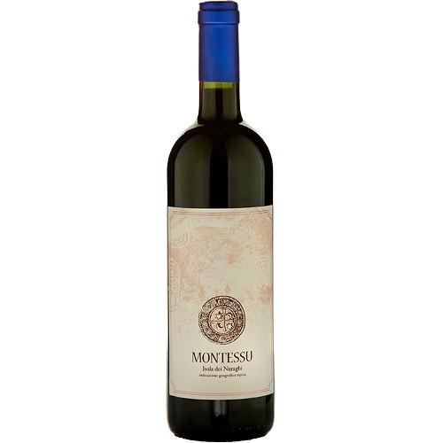 Vinho Italiano Montessu IGT 2013(750ML)