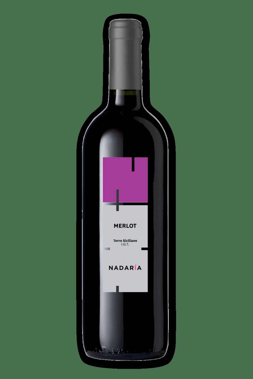 Vinho Italiano Nadaría Merlot IGT 2018(750ml)