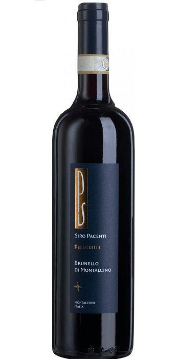 """Vinho Italiano S. Pacenti Brunello di Montalcino """"Pelagrilli"""" DOCG 2014(750ml)"""