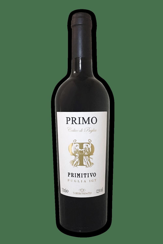 Vinho Italiano Torrevento Primo Primitivo IGT 2018(750ml)