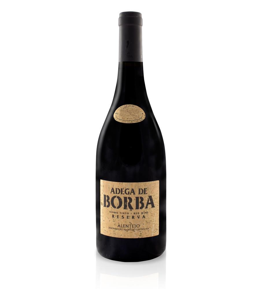 Vinho Português Borba Reserva Rótulo de Cortiça Tinto 2013(750ml)