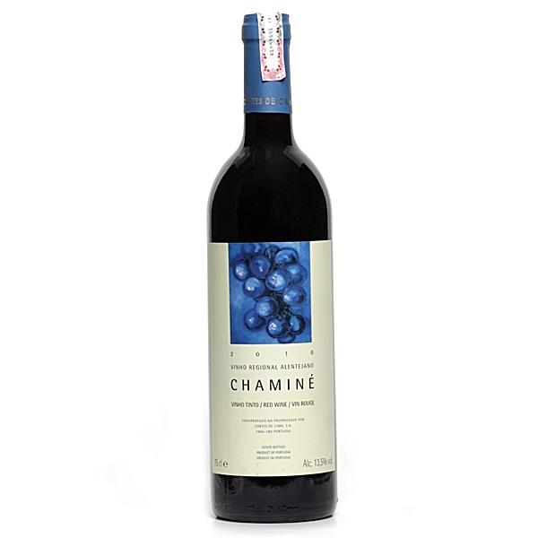 Vinho Português Chaminé Tinto -2015(750ml)