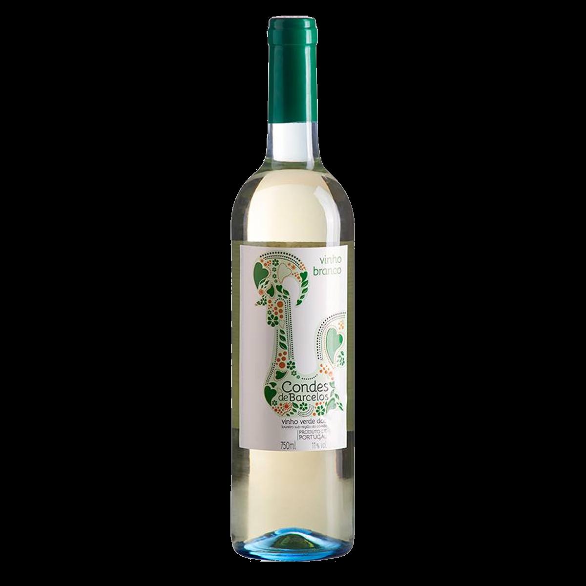 Vinho Português Condes de Barcelos Verde 2019(750ml)