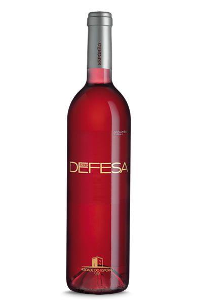 Vinho Português Herdade do Esporão da Defesa Rose Syrah / Aragonês 2016(750ml)