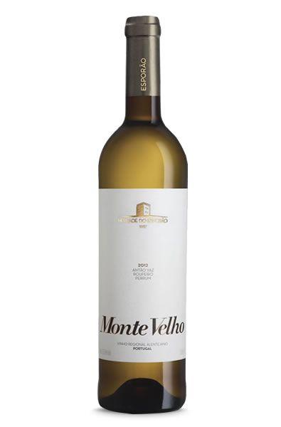 Vinho Português Herdade do  Esporão Monte Velho Branco 2016(750ml)