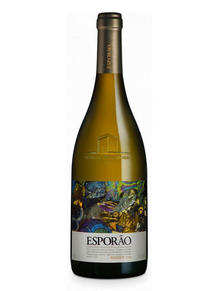 """Vinho Português Herdade do Esporão Reserva Branco 2018(750ml)"""""""