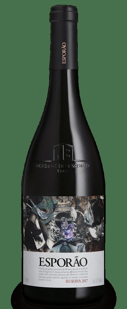 Vinho Português Herdade do Esporão Reserva Tinto 2017(750ml)