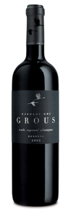 Vinho português Herdade dos Grous Reserva 2015(750ml)