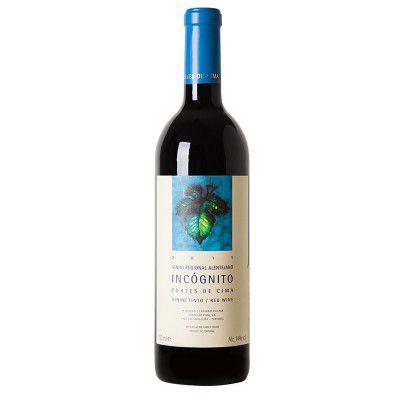 Vinho Português Incognito Cortes de Cima Alentejano Tinto 2014 (750ml)