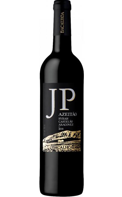 Vinho Português JP Azeitão Tinto 2019(750ml)