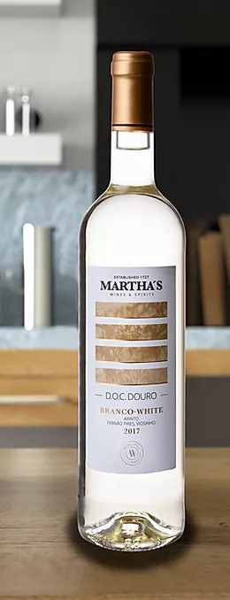 Vinho Português  Martha`S Douro Branco 2017(750ml)