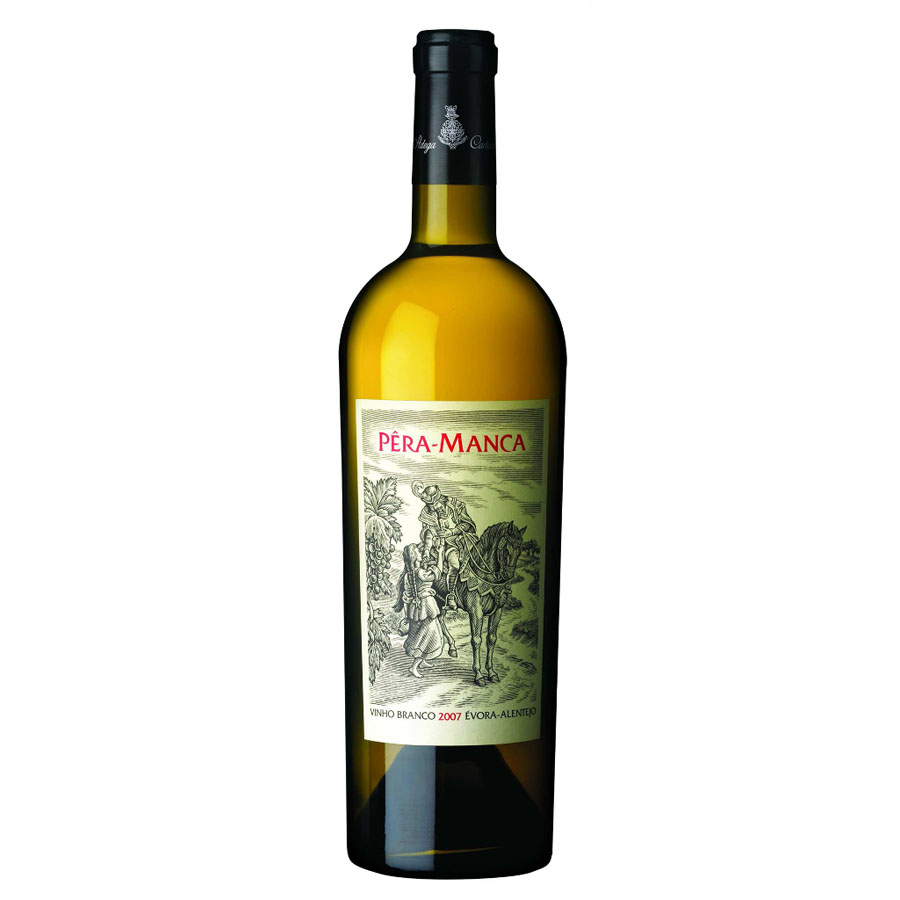 Vinho Português Pêra Manca Branco 2017(750ml)