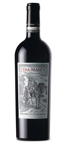 Vinho Português Pêra Manca Tinto 70% Aragonez, 30% Trincadeira 2013(750ml)