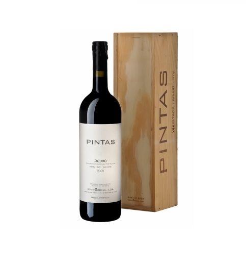Vinho Português Pintas Tinto 2017 (750 ml)