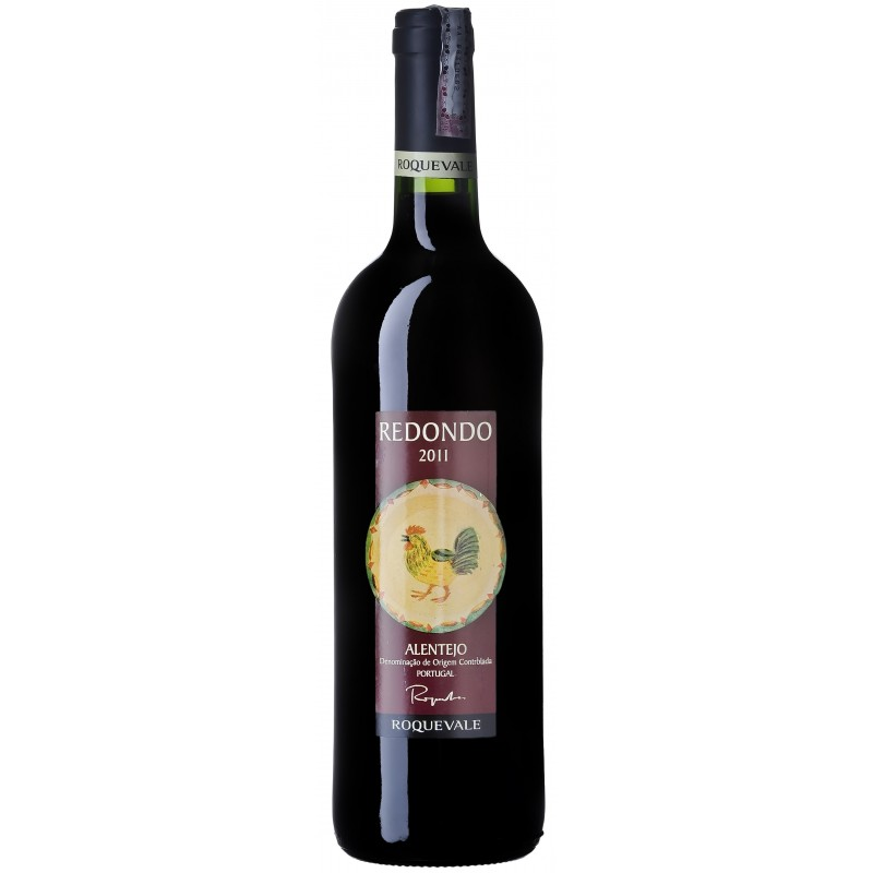 Vinho Português Redondo DOC Tinto 2015(750ml)