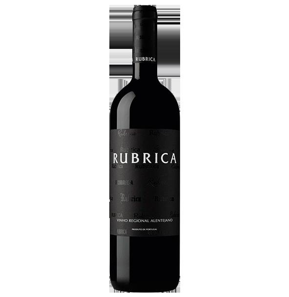 Vinho Português Rubrica Tinto  2012(750ml)