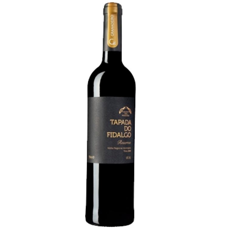 Vinho Português Tapada do Fidalgo Reserva Tinto 2015(750ml)