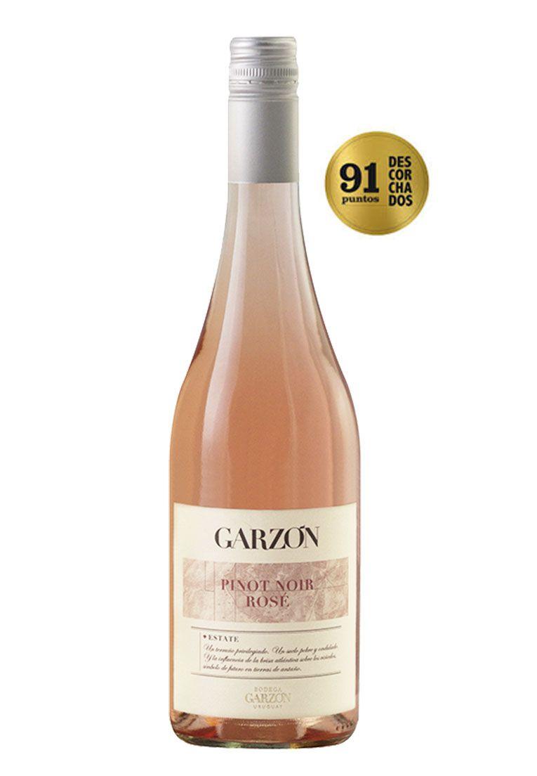 Vinho Uruguaio Garzón Estate Pinot Noir Rosé de Corte 2020(750ml)