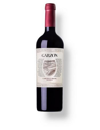 Vinho Uruguaio Garzón Reserva Cabernet Franc 2018 (750ml)