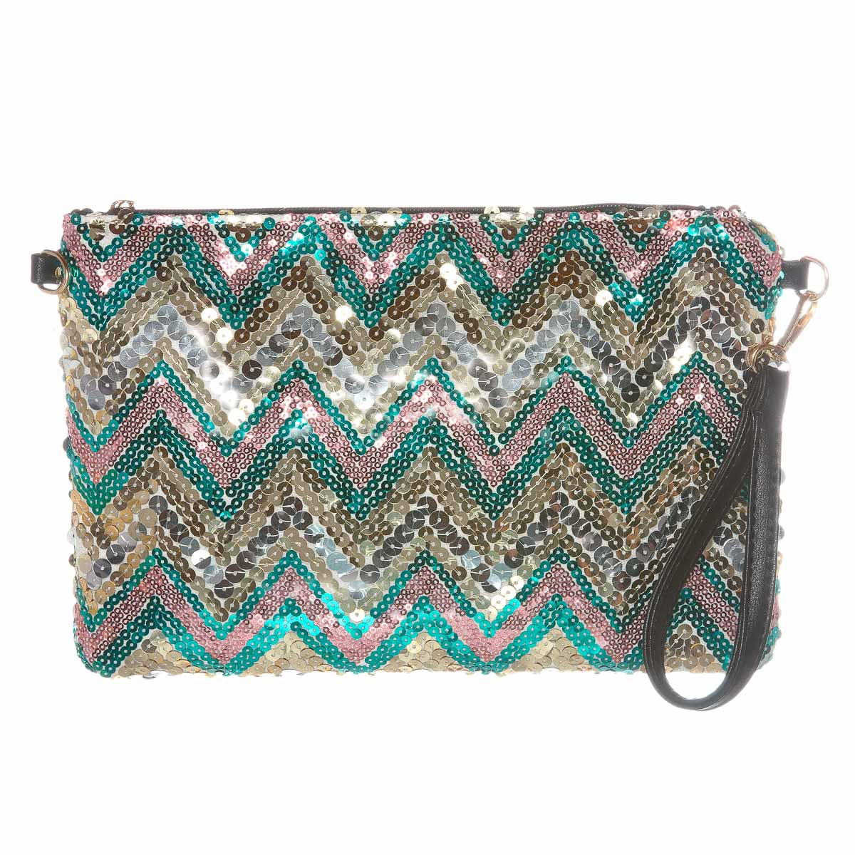 Clutch de Paetê Mermaid