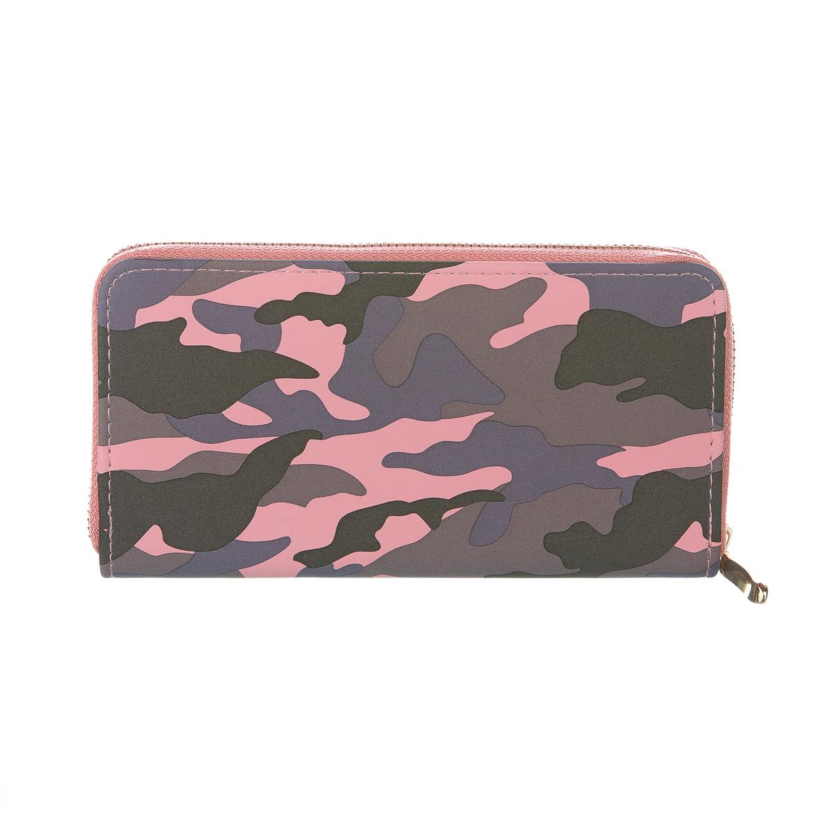 Carteira Militar Pink