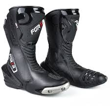 Bota Forza Long Rider Black