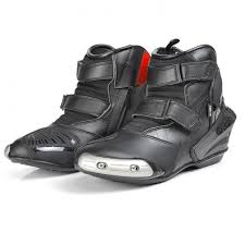 Bota Forza Short Rider Black