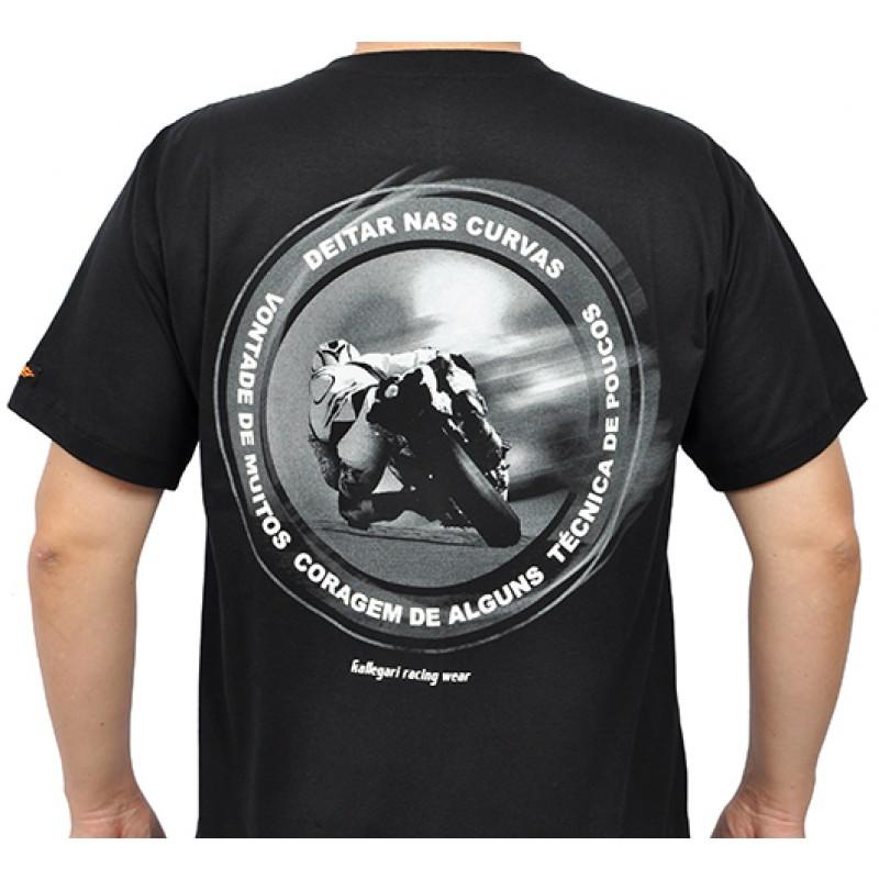 Camiseta Kallegari Deitar nas curvas