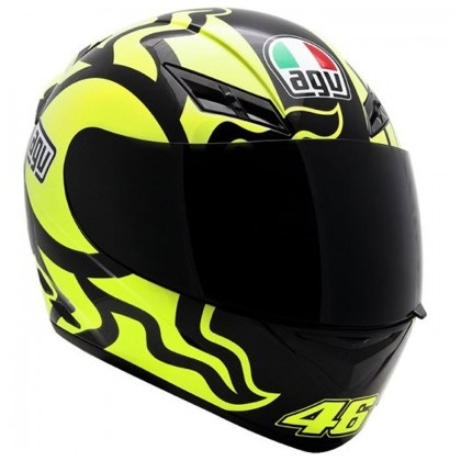 Capacete AGV K-3 Winter Test 2010