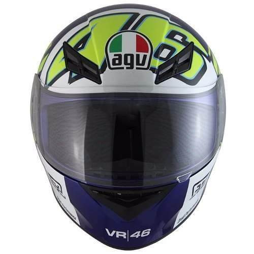 Capacete AGV K-3 Winter Test 2012 Blue