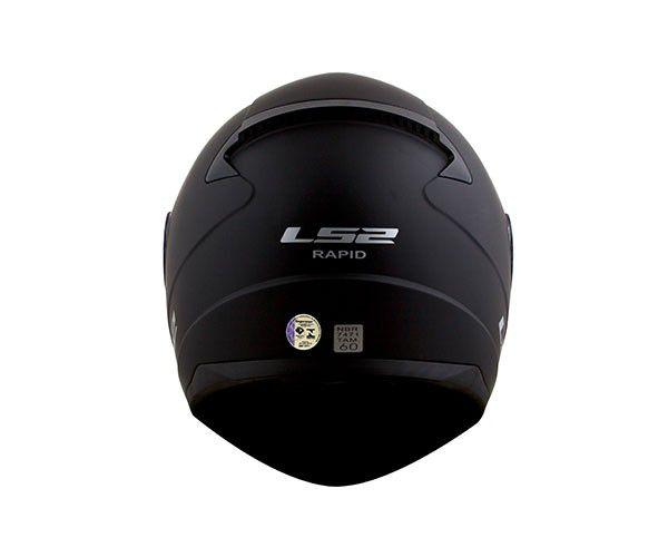 Capacete LS2 FF353 Monocolor Black