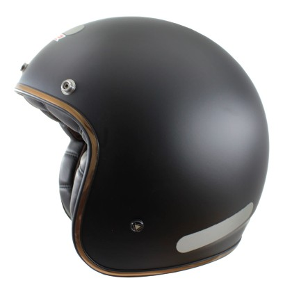 Capacete LS2 OF 583 Mono Matt Black