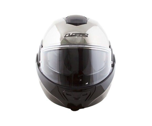 CAPACETE LS2 VALIANT MONO COLOR CHROME