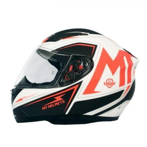 Capacete MT Revenge Falcon white/blue