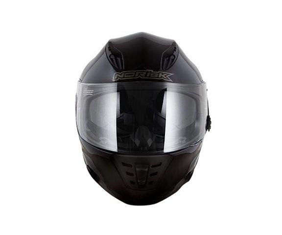 Capacete Norisk FF302 Monocolor Black
