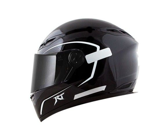 Capacete Race Tech RT501 Evo Filter Blk/Grey