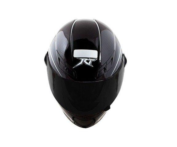 Capacete Race Tech RT501 Evo Filter Blk/Grey