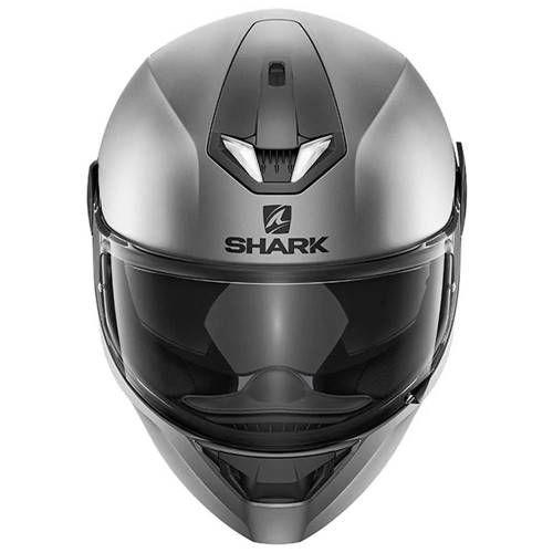 CAPACETE SHARK D-SKWAL 2 BLANK MAT AMA
