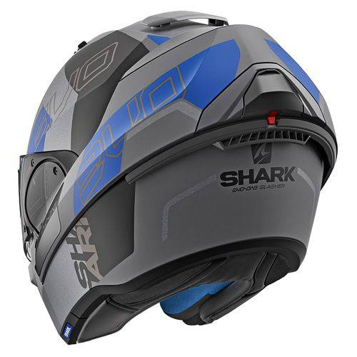 Capacete Shark Evo one Evo One V2 Slasher Matt Akb
