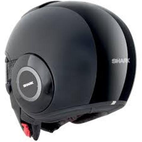 Capacete Shark Raw Dual Matt Black