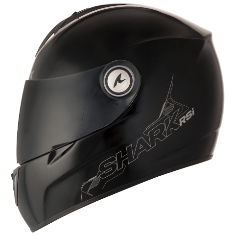 Capacete Shark RSI S2 Blank BLK