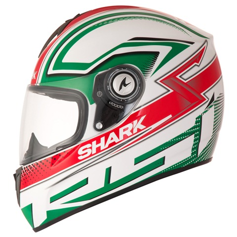 Capacete Shark RSI S2 Splinter WGK