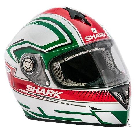 Capacete Shark RSI S2 Splinter WGK