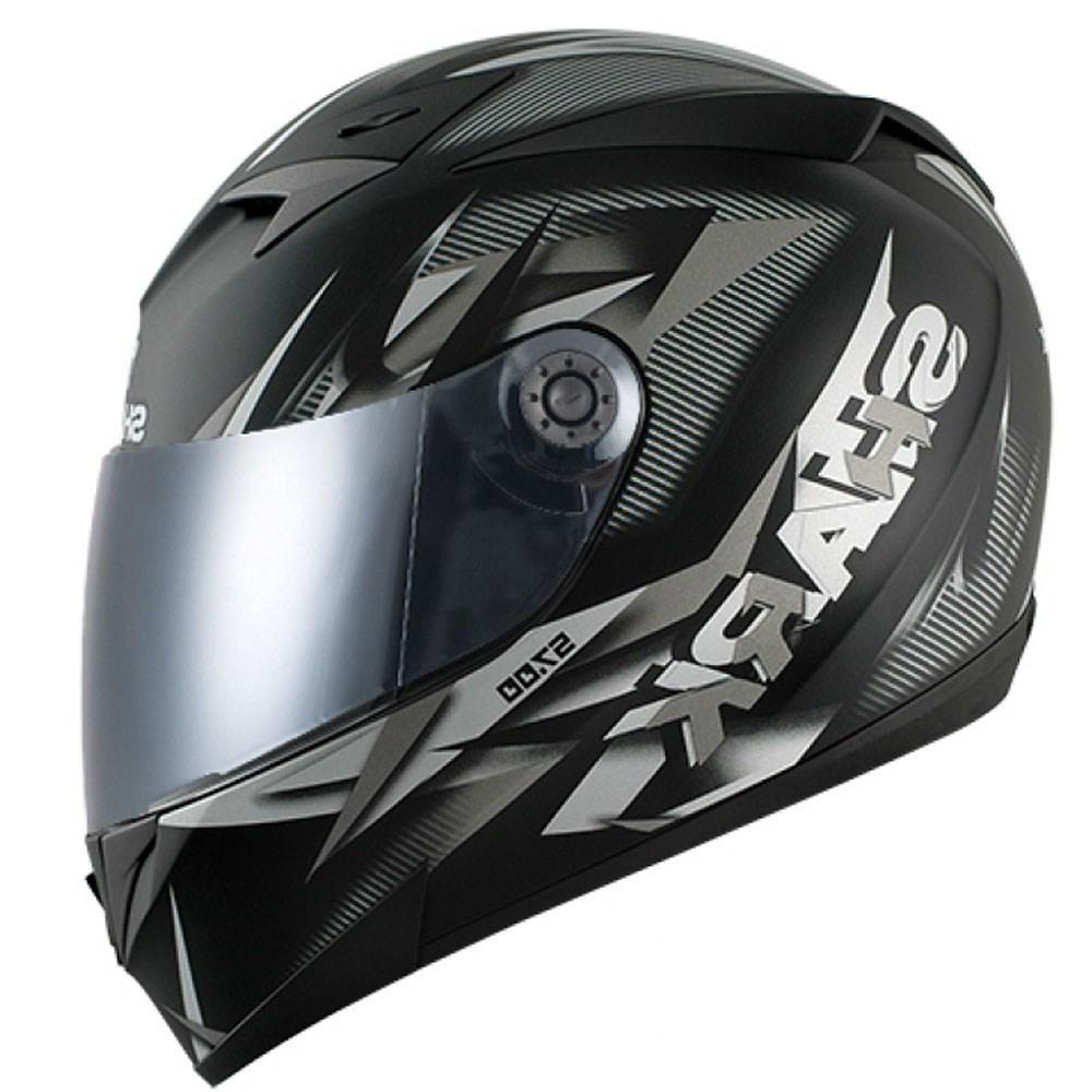 Capacete Shark S700 Nasty Matt KWS