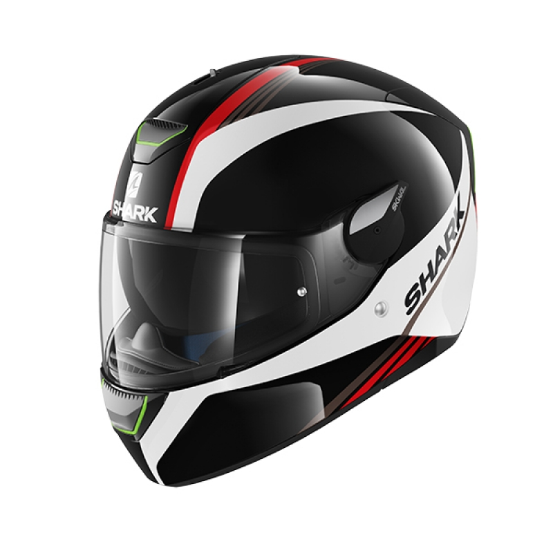 Capacete Shark Skwal Spinax KWR New
