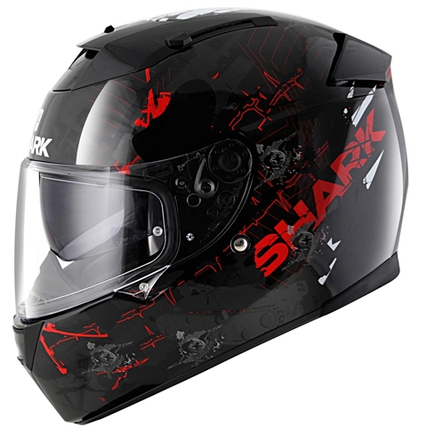 Capacete Shark Speed R 2 Charger ss p kwr