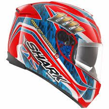 CAPACETE SHARK SPEED-R 2 RÉPLICA FOGGY 20TT BIRTHDAY RBA